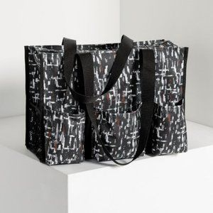 Thirty One Zip Top Organizing Utility Tote NWOT